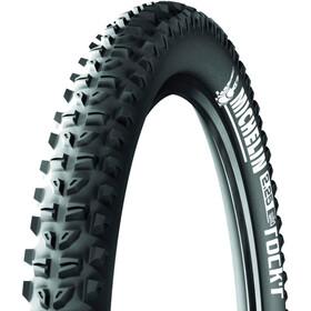 """Michelin Wild Rock'R Polkupyöränrenkaat 26 x 2,40"""" taitettava Reinforced , musta"""